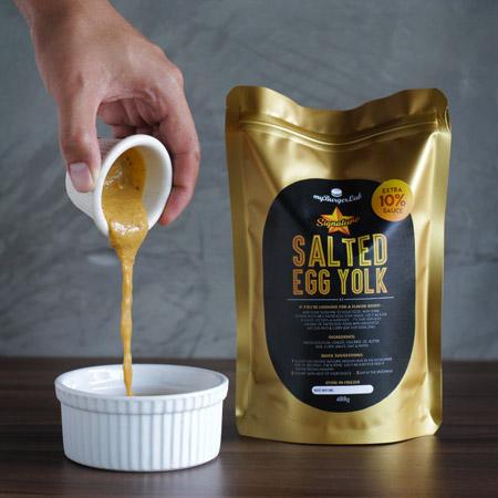 Signature Salted Egg Yolk Sauce